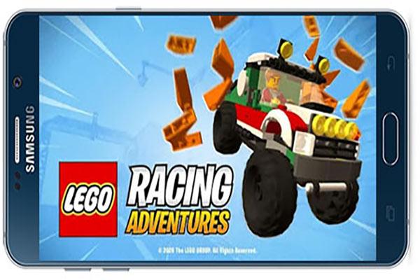 دانلود بازی اندروید LEGO Racing Adventures