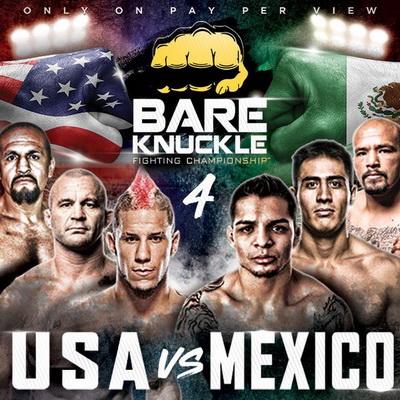 دانلود رویداد بوکس: Bare Knuckle Fighting Championship 4: USA vs Mexico-نسخه 720-لینک مستقیم
