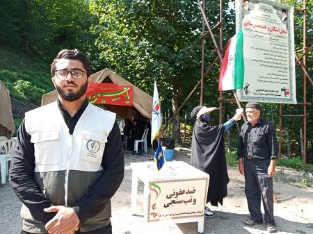 آغاز اردوی جهادی دانشجویان دانشگاه آزاد آستارا در منطقه شونده کش