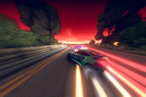 بازی Inertial Drift