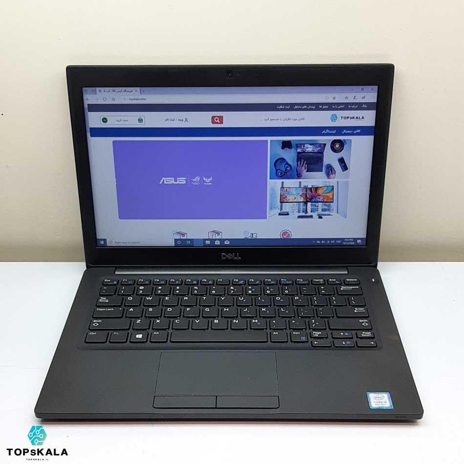 لپ تاپ استوک دل مدل Dell Latitude E7290 با مشخصات Intel Core i5 8350U - intel UHD 620 دارای مهلت تست و گارانتی رایگان/ محصول Lenovo سال 2015 - 2016
