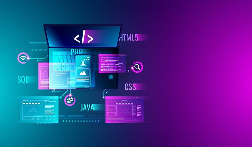 آموزش طراحی 0 تا 100 قالب وبسایت با html , css