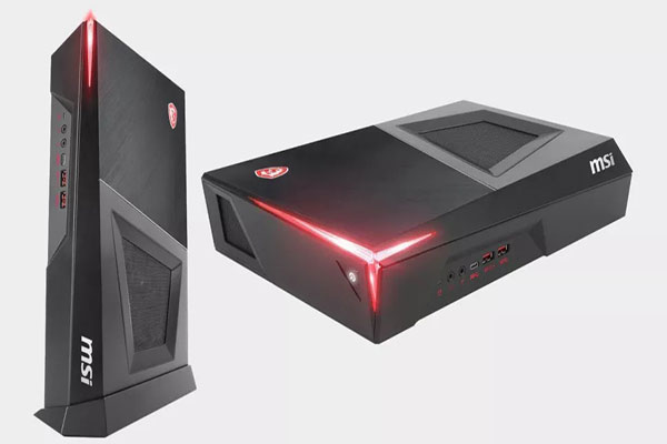 MSI's compact gaming PC