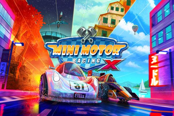 بازی Mini Motor Racing X