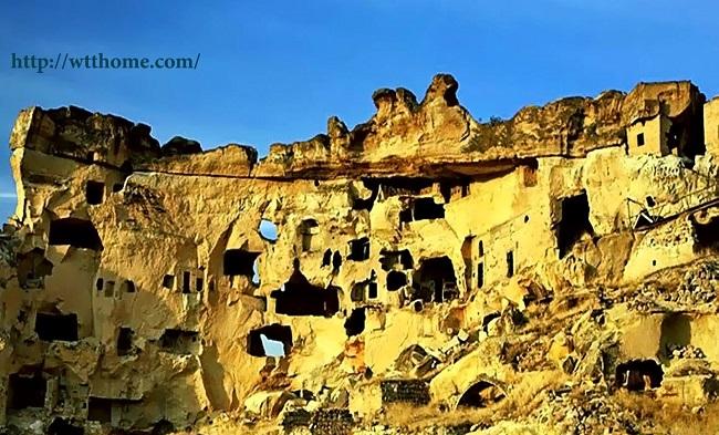 اروگپ از زیباترین شهر های ترکیه