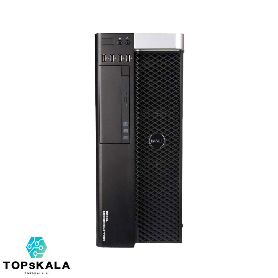 کامپیوتر استوک دل مدل Dell T5600 WorkStation - کانفیگ A