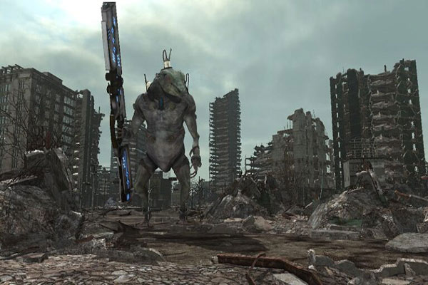 بازی Earth Defense Force 6